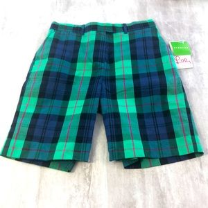 LILLY PULITZER Flo Shorts Jumbo Campbell Plaid 4